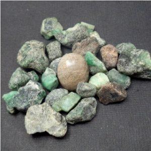 Batu Mustika Bulu Hewan Landak
