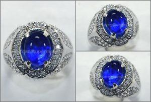 Berlian Biru Langka - Batu Mania