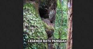 Legenda Batu Panggah, Rumah Yang Di Sumpah Kerana Cinta Terlarang!
