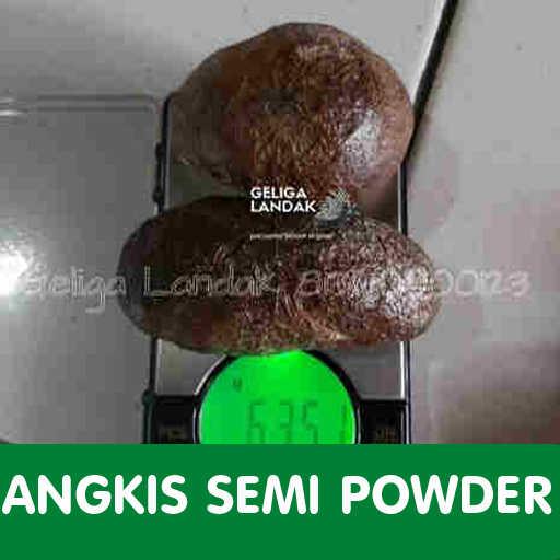 Batu Landak Angkis Semi Powder